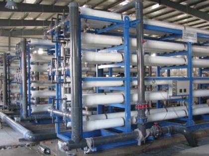 Использование осмотической воды в нефтеперерабатывающей промышленности